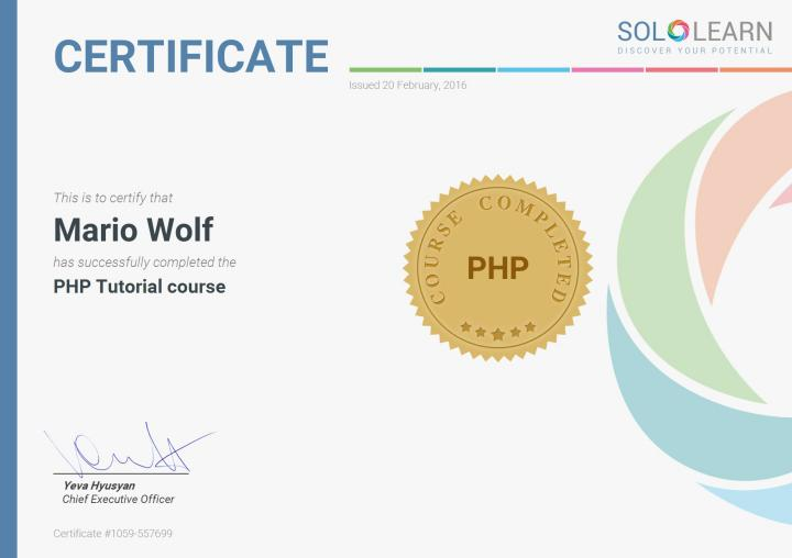 certificate_php